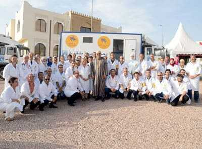 First Edition of the Ramadan Medical Campaign