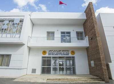 The Day Center for Alzheimer's Patients, a first in Morocco